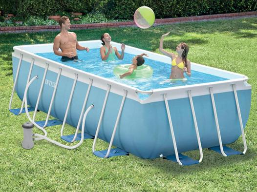 piscines tubulaires intex
