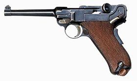 pistolet 1900