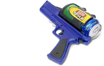 pistolet a biere