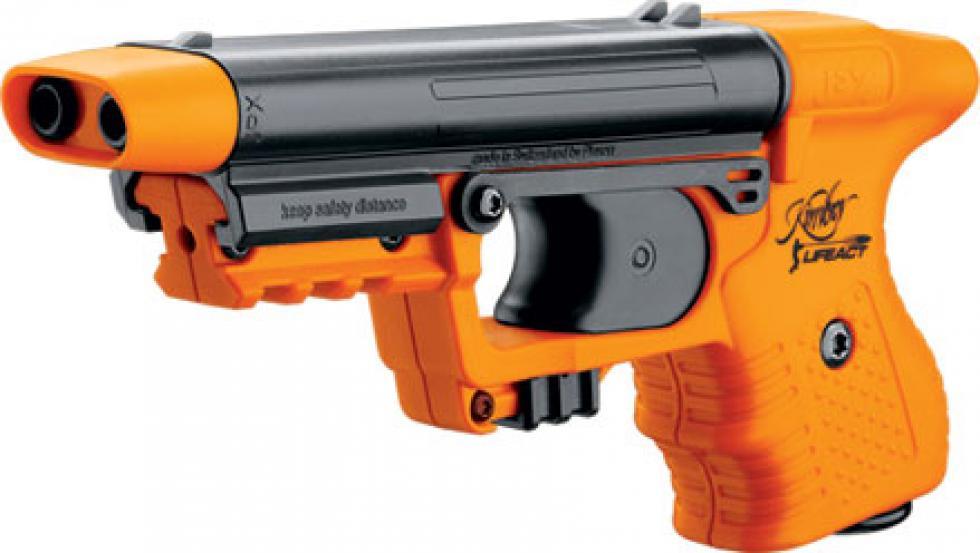 pistolet a bille de defense