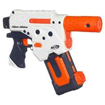 pistolet a eau nerf amazon