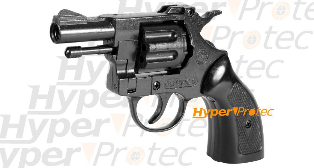 pistolet alarme 6 mm
