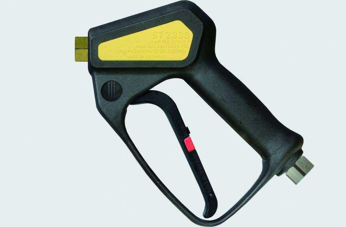 pistolet de nettoyeur haute pression