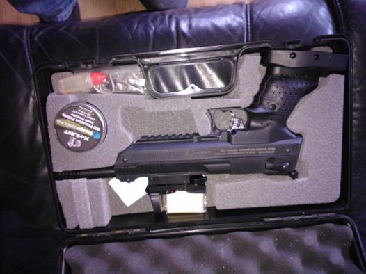pistolet detecteur de metaux