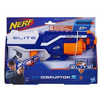 pistolet nerf elite disruptor