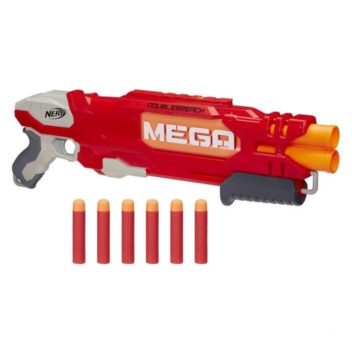 pistolet nerf mega