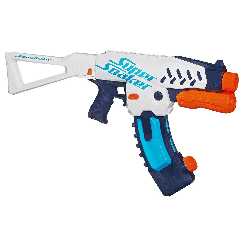 pistolet nerf super soaker