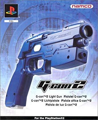 pistolet playstation 2