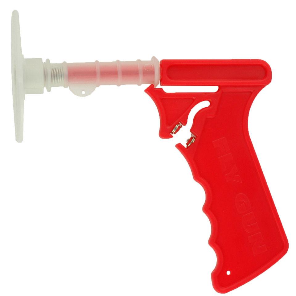 pistolet tue mouche