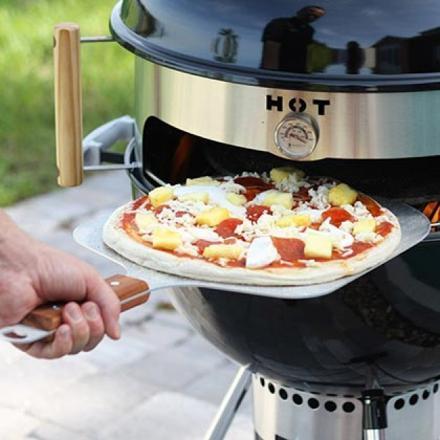 pizza weber charbon