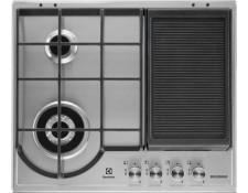 plaque de cuisson avec plancha