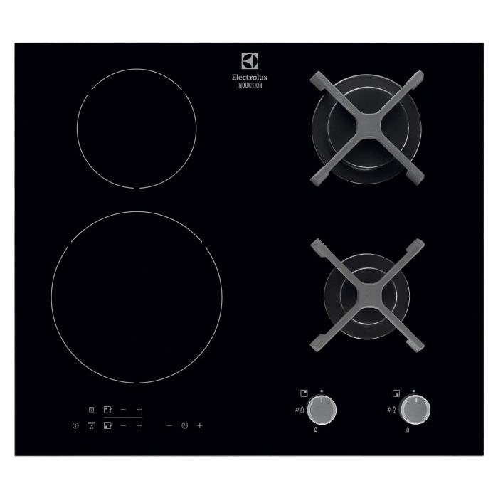 plaques cuisson mixtes