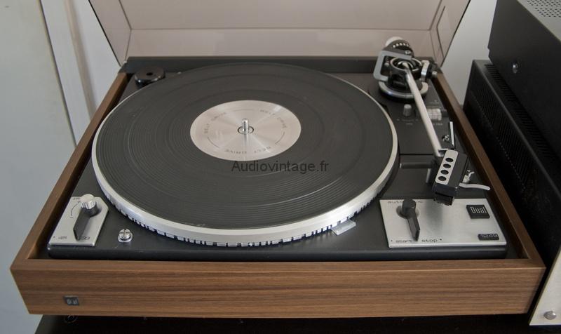 platine disque dual