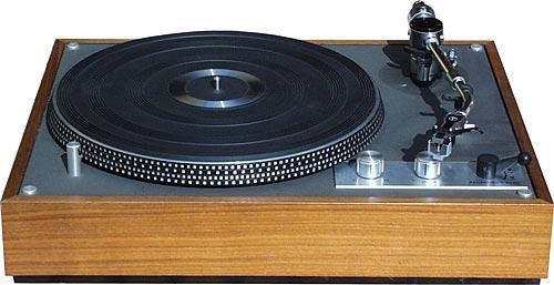 platine vinyle ancienne