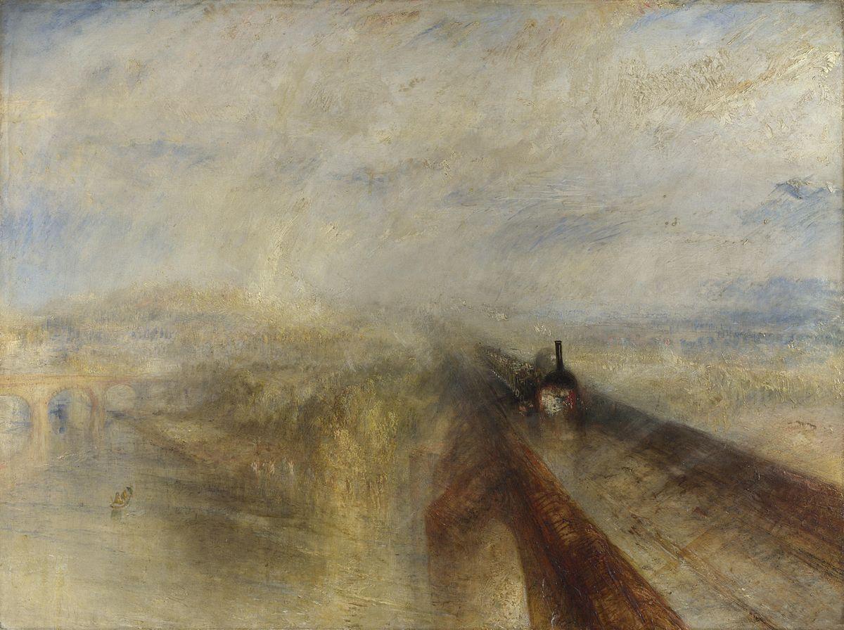 pluie vapeur et vitesse