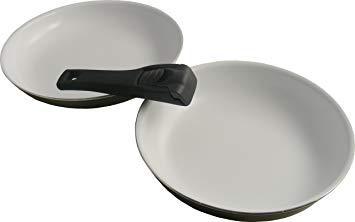 poele ceramique manche amovible induction