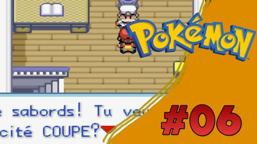 pokemon rouge coupe