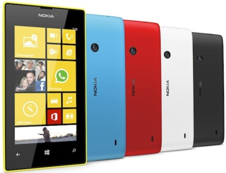 portable nokia lumia 520