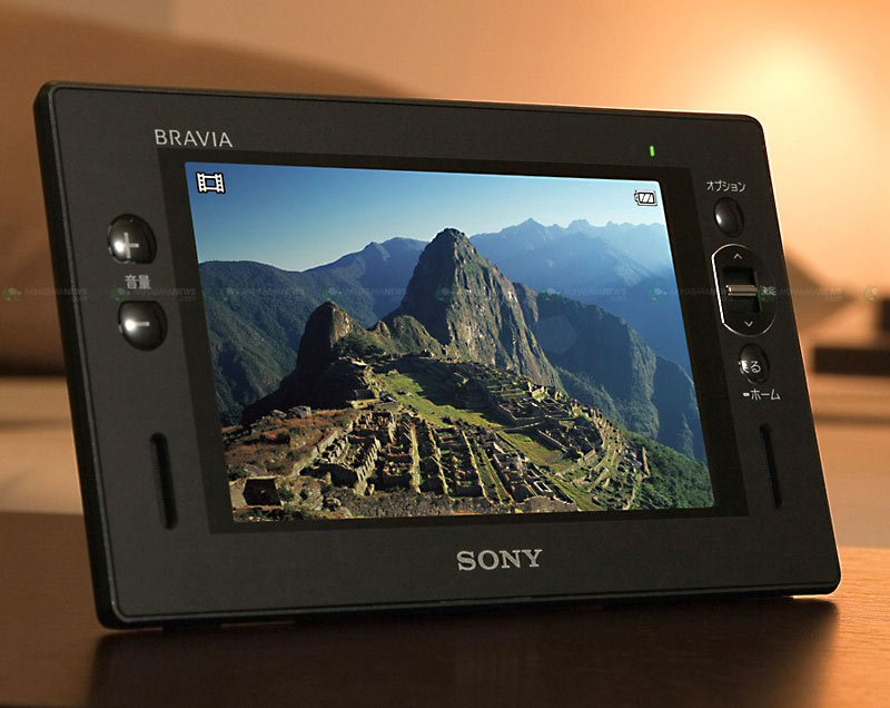 portable sony tv