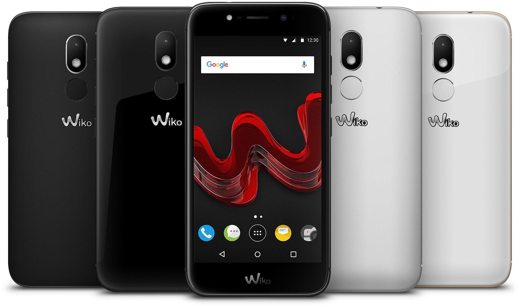 portable wiko wim lite