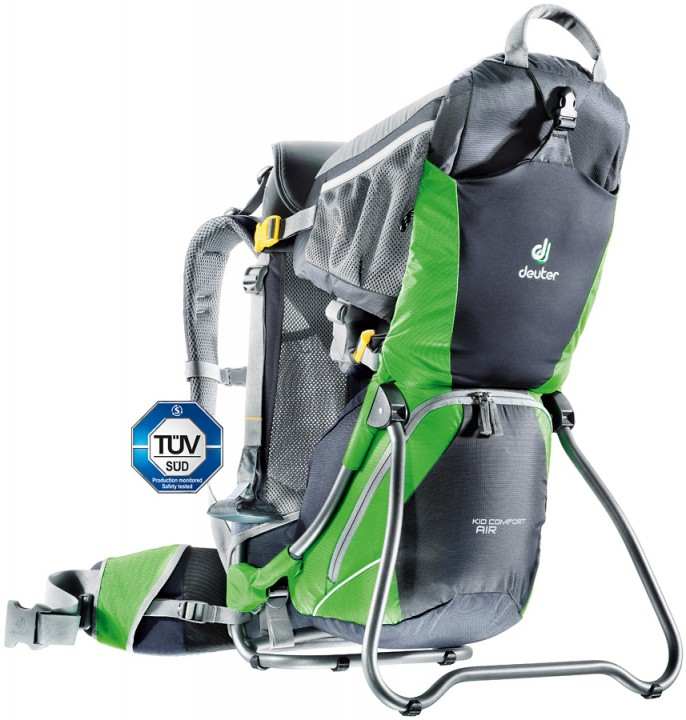 porte bébé deuter kid air comfort