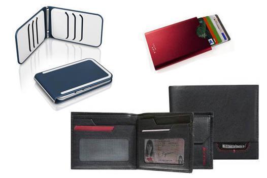 porte cartes sécurisé protection rfid nfc
