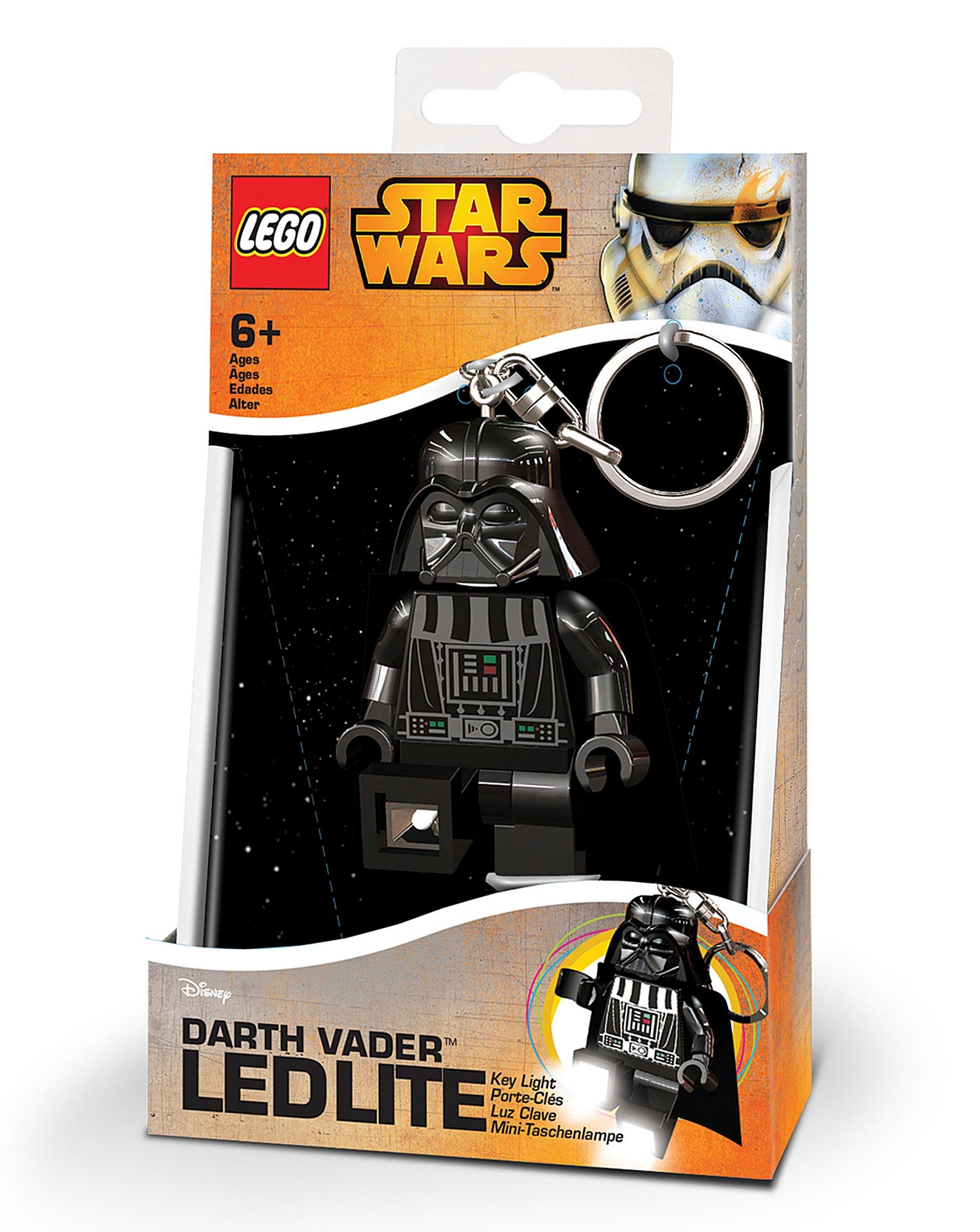 porte clé dark vador lego