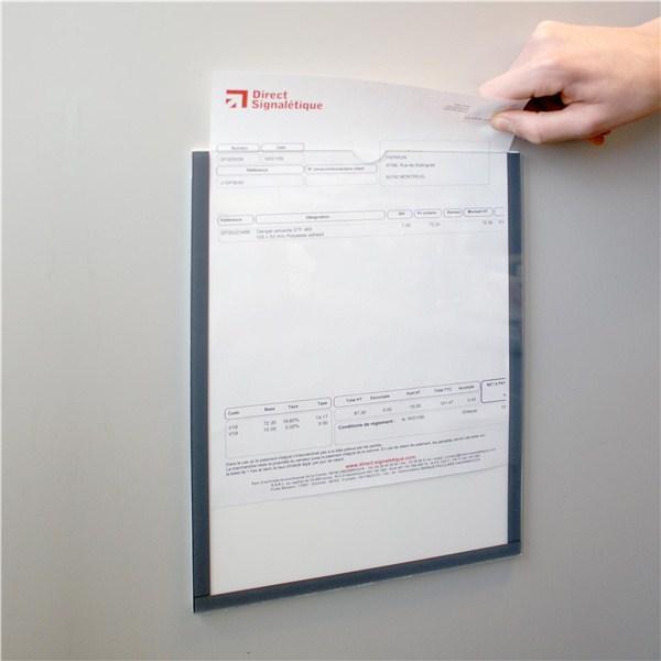 porte document magnétique