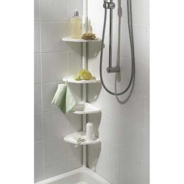 porte savon et shampoing pour douche
