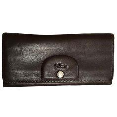 portefeuille femme cuir longchamp