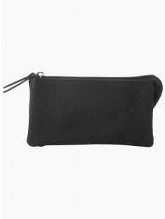 portefeuille femme pas cher noir