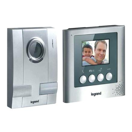 portier video sans fil legrand
