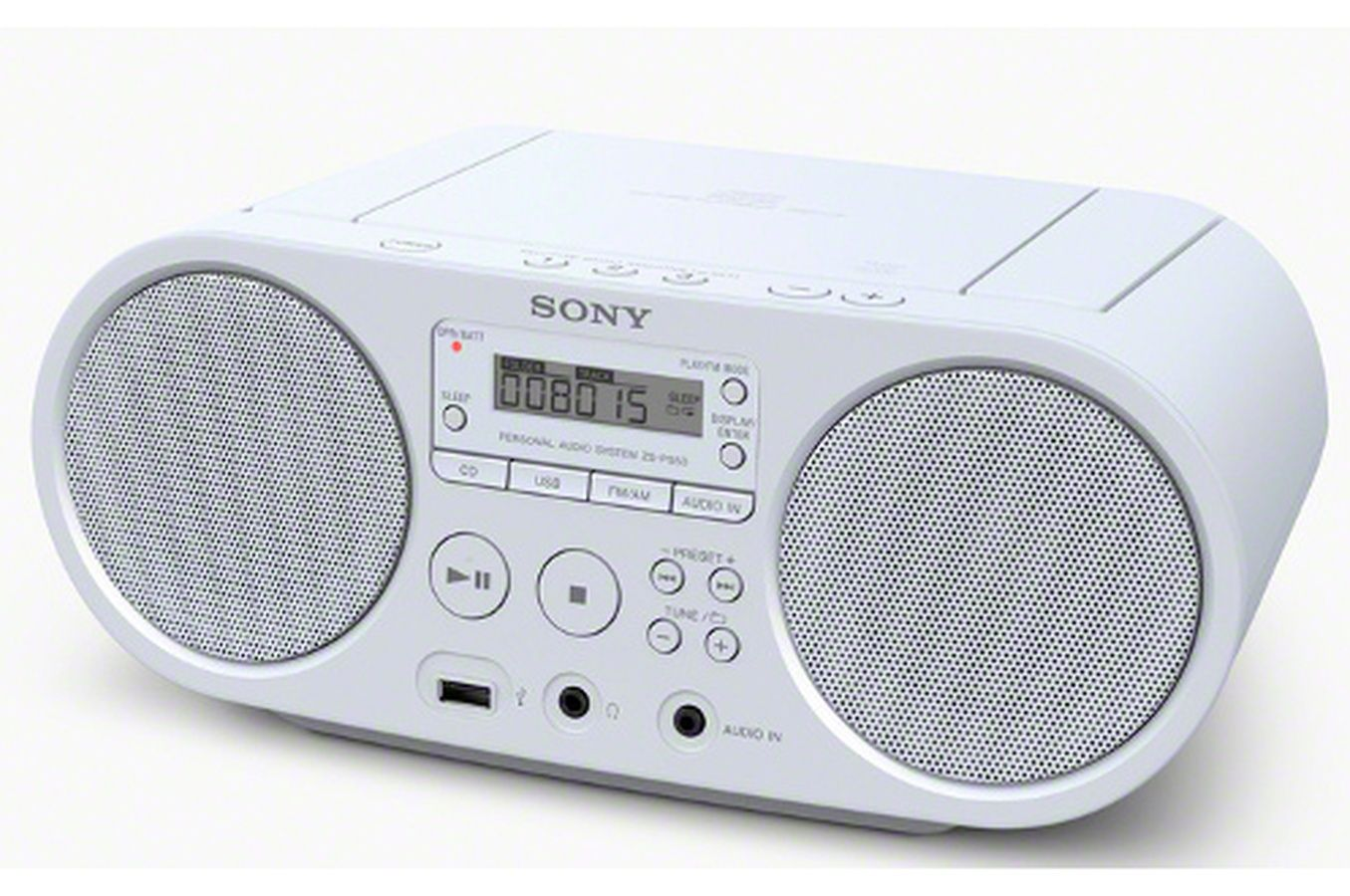 poste radio cd sony