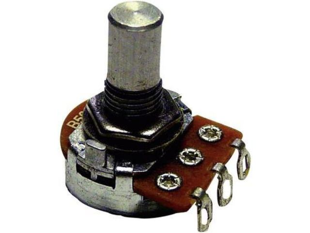 potentiomètre rotatif
