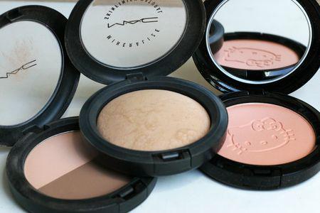 poudre maquillage pas cher