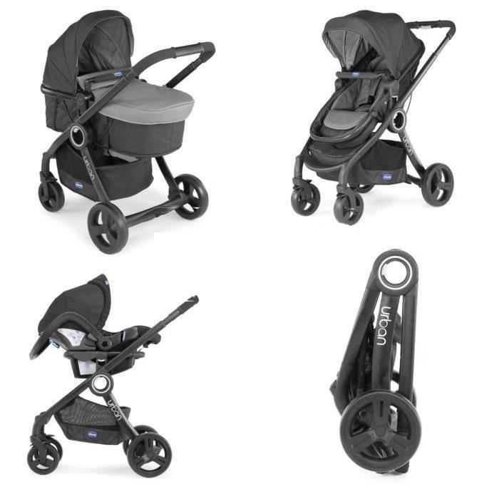 poussette urban plus chicco