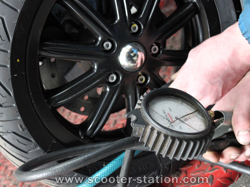 pression pneu mp3