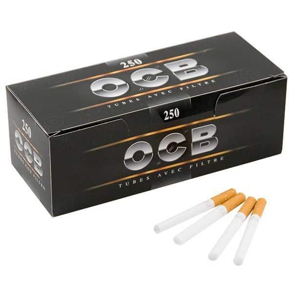 prix boite de tube a cigarette