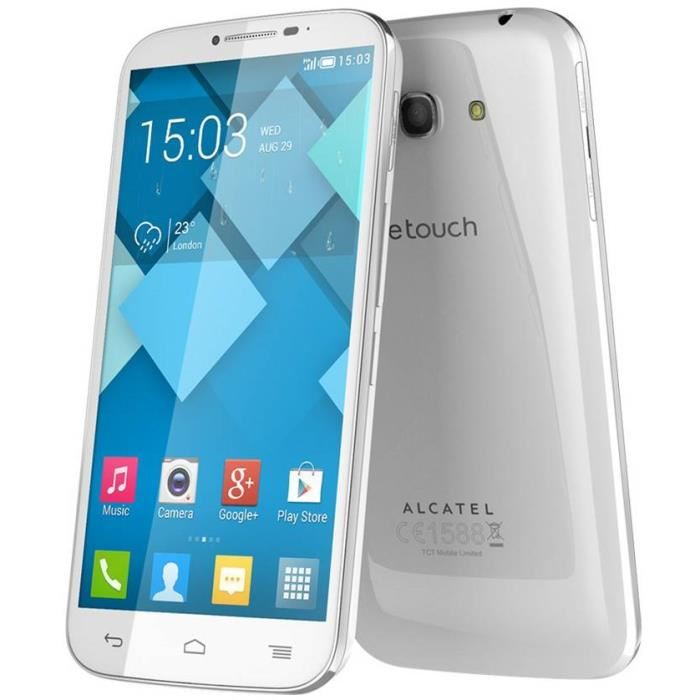 prix de alcatel one touch