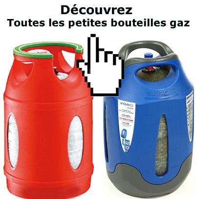 prix des bouteille de gaz