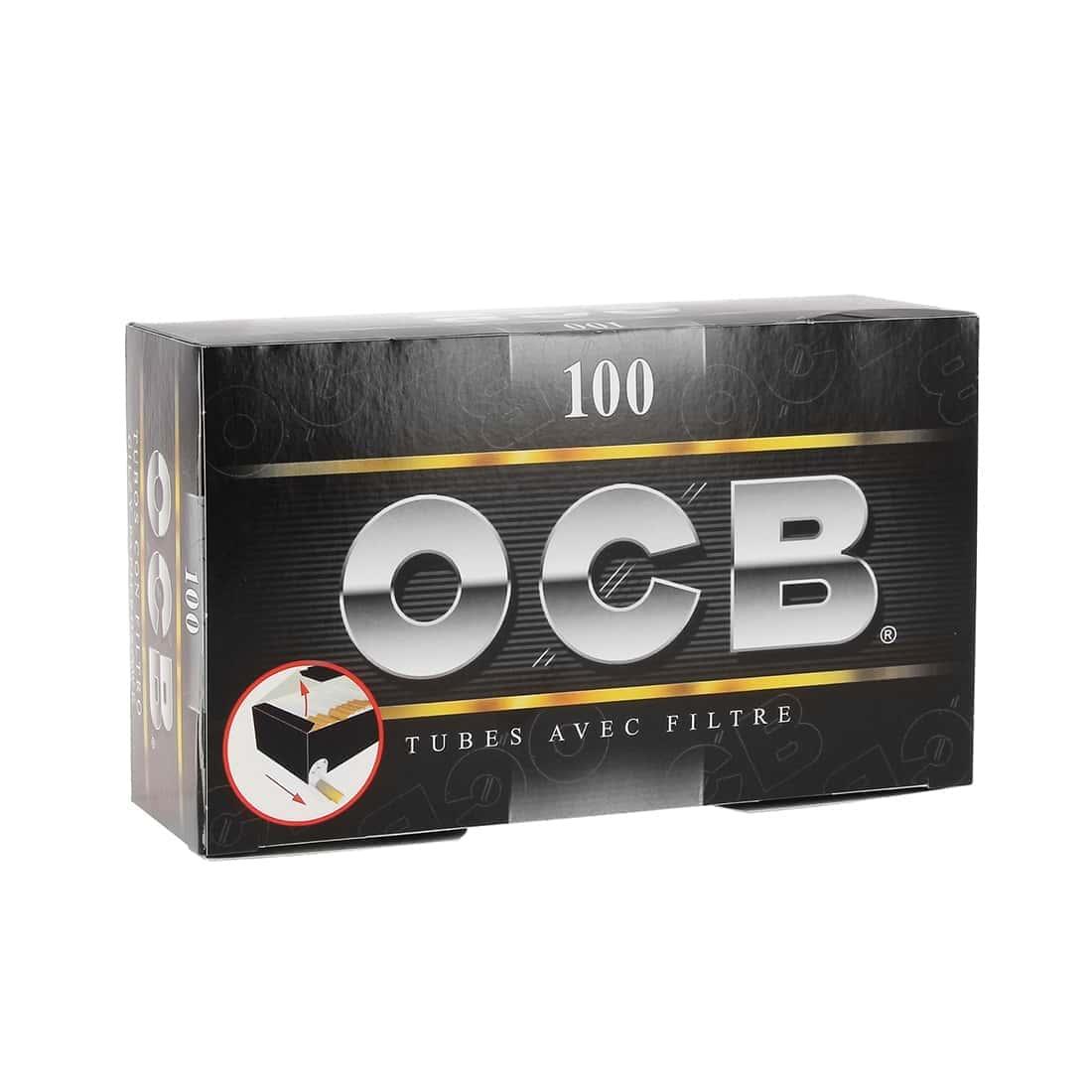 prix des tubes ocb