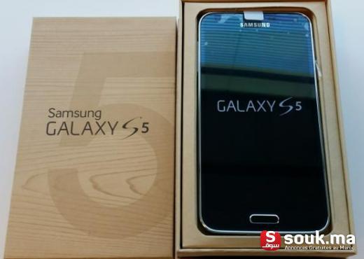 prix galaxy s5 neuf
