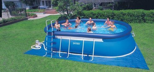 prix piscine hors sol intex