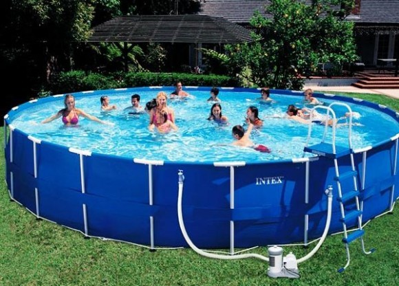 prix piscine intex
