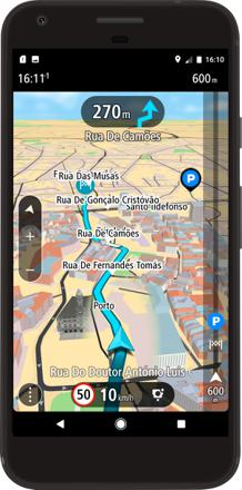prix tomtom android
