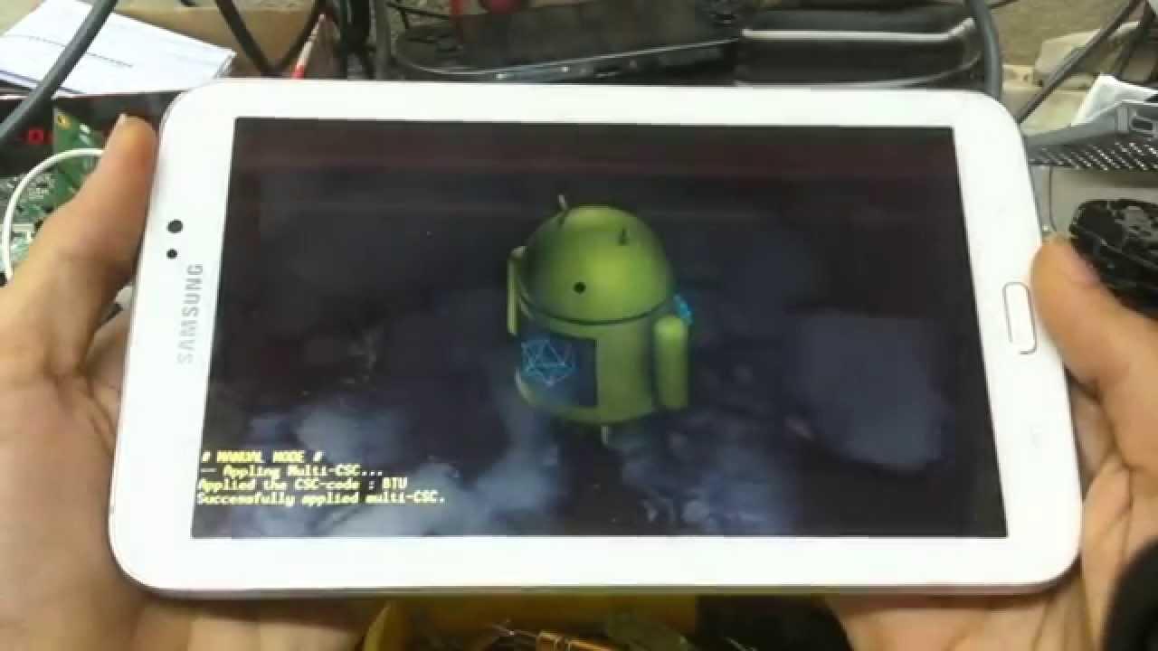 problème tablette samsung galaxy tab 3