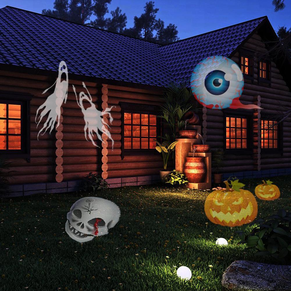 projecteur halloween