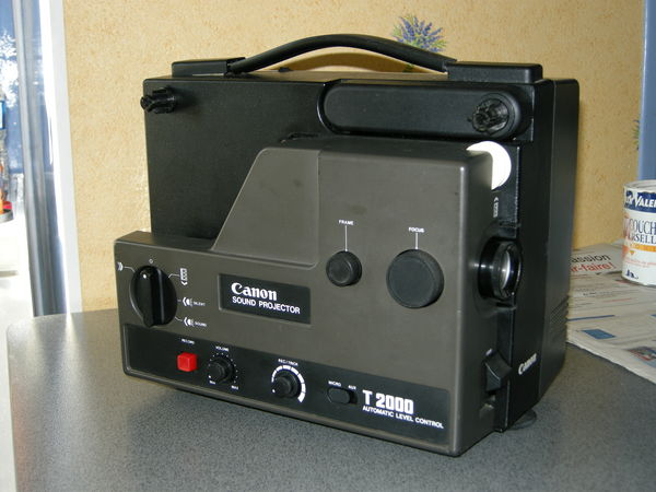 projecteur super 8 d'occasion