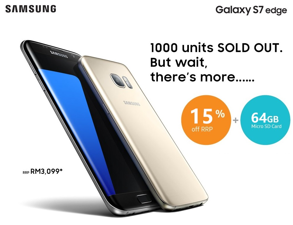 promo galaxy s7 edge