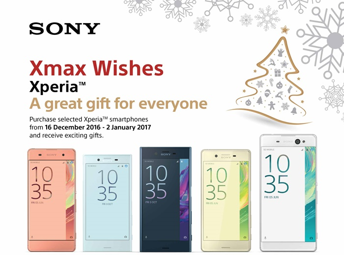 promotion sony mobile